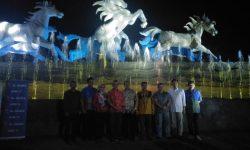 XL Axiata Dukung Penataan Taman Samarendah