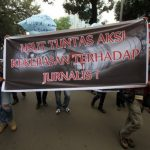 AJI Kecam Kekerasan Terhadap Jurnalis saat Aksi Munajat 212