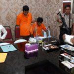 Polisi  Tembak Pegawai Satpol PP Nunukan Pengedar Shabu 1 Kilogram