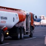 Pertamina Turunkan Harga Avtur Menjadi Rp7.960/Liter