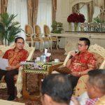 Ada Pemeriksaan  BPK, Gubernur Kaltara Larang Kepala OPD ke Luar Daerah
