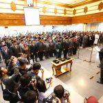 Empat Pesan Penting Ismunandar untuk 244 Pejabat Eselon yang Baru Dilantik
