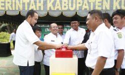 Ismunandar: Realisasikan Listrik 24 Jam di Kaliorang