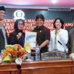 Rekomendasi Pansus Banjir Disahkan Menjadi Keputusan DPRD Bontang
