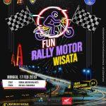 "Samarinda ""Fun Rally Motor Wisata"" 17 Pebruari"