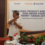 PT PKT: Ketersediaan Pupuk Subsidi di Kaltim Sangat Aman