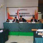 Bawaslu Laksanakan Sidang Ajudikasi Kasdi, Caleg NasDem