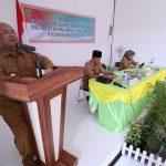 Bupati Buka Sosialisasi Pemilu Serentak 2019