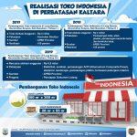 Pembangunan Toko Indonesia di Krayan Memasuki Tahap Penyelesaian