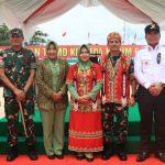 Wakasad Letjen TNI Tatang Sulaiman Tutup TMMD Ke-104 di Mahulu
