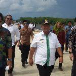 Bakal Diresmikan Jokowi, Bupati Ismunandar Beberkan Persiapan KIPI Maloy