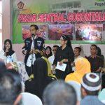 Presiden Jokowi Temui Pedagang di Gorontalo: Omsetnya Harus Tambah