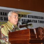 Gubernur Ajak Apoteker Sukseskan Pemilu