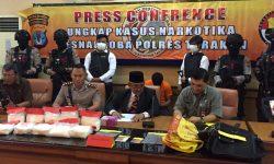 10 Kg Sabu Gagal Diselundupkan dari Tarakan ke Sulawesi Selatan