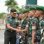 Prajurit TNI Tersangkut Narkoba Pasti Dipecat