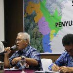 Kutim Menjadi Project Kalimantan Forest, Seskab Dukung Pelestarian Hutan