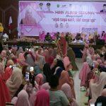 Hadirkan Ustadzah Oki Setiana Dewi, Kutai Timur Peringari Hari Jilbab Sedunia