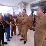 Sabet Runner-Up Turnamen Sepakbola Nasional, Tim U12 Kutim Bikin Bangga