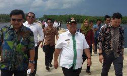 Presiden Jokowi Resmikan KEK MBTK 1 April, Bupati Ismunandar Terbang ke Manado