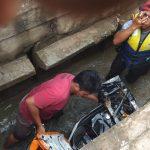 Hendra Ditemukan Tewas Terseret Arus Banjir di Jalan DI Panjaitan