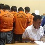 Petugas Pamdal DPRD Kaltim Terjerat Kasus Narkoba