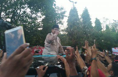 Ketika Prabowo Tebar Janji Bekerja Tanpa Pamrih