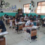 Ratusan Siswa SMP/MTs Ikuti OSN Serentak Se-Indonesia
