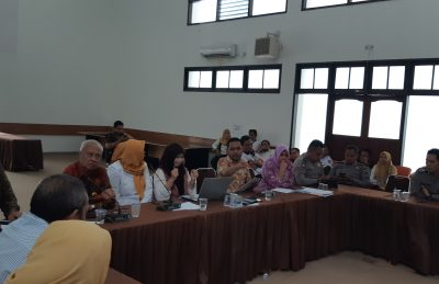 KPU Kaltim: KPPS-Saksi Dilarang Membuat Kesepakatan Apapun