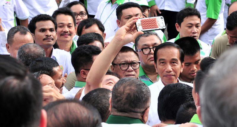 Presiden Jokowi: Swasembada Pangan Tidak Bisa Instan