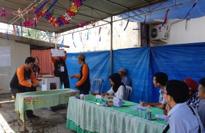 Jatah Kursi DPRD Kaltim di Dapil Balikpapan Diambil Delapan Partai