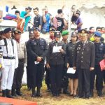 Wakapolda Kaltara Menjadi Irup Pemakaman Bharada Aldy