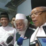 KH Ma'ruf Amin Ajak Bangun Bangsa Tanpa Hoaks