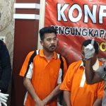 Nasruddin Alias Anas Sudah Selundupkan Sabu 24 Kilogram ke Sidrap