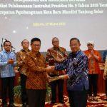 Rencana Aksi Percepatan Pembangunan KBM Tanjung Selor Ditandatangani 12 Kementerian