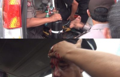 LSR Menduga Aktivis AMPK Sebelum Demo Minum Miras