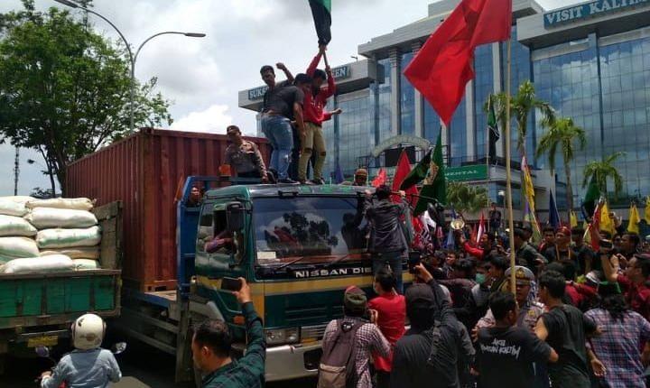 Humas AMPK Sebut Kekerasan dalam Demo Diluar Kendali