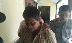 Mijan, Pemerkosa Anak Kandung di Samarinda Diringkus!