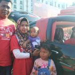 Undian Poin Telkomsel, Zulkarnain Sumringah Dapat Honda HRV