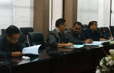 Pansus LKPJ Pertanyakan Kinerja Pemkot Bontang Tahun 2018