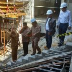 Komisi III Tinjau Pasar Rawa Indah, Realisasi Fisik Baru 32%
