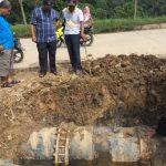 Rabu, PDAM Perbaiki Pipa di Samarinda Seberang, Pelanggan Diminta Menampung Air
