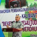 Gubernur : Daerah Harus Optimalkan Lahan Pertanian