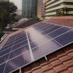 PLTS Rooftop Rumah Dinas Menteri ESDM Hemat Rp 1,4 Juta per Bulan