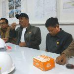 Rusli Tersinggung Kontraktor Sebut Naker Lokal Kurang Kredibel