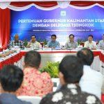 Proyek KIPI dan PLTA, Pemprov Kaltara Terima Delegasi NDRC Tiongkok