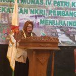 Mbak Tutut: Saya Akan Dampingi Transmigran Memajukan Bangsa Ini