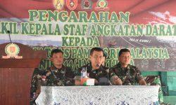 Wakasad : Wilayah Perbatasan Halaman NKRI