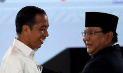Situng Kaltim 59%: Jokowi-Ma'ruf 58,46%, Prabowo-Sandi 41,54%