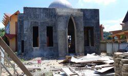 LSR Anggap Bangunan Mushola DPRD Kaltim Kemahalan