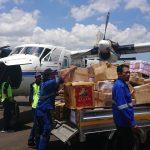 Distribusikan Logistik Pemilu ke Perbatasan, KPUD Nunukan Gunakan Pesawat
